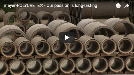 Youtube - meyer POLYCRETE  | our passion is longlasting